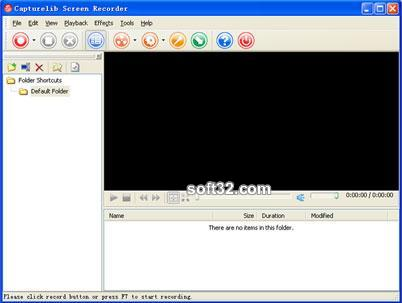 Capturelib Screen Recorder Screenshot 2