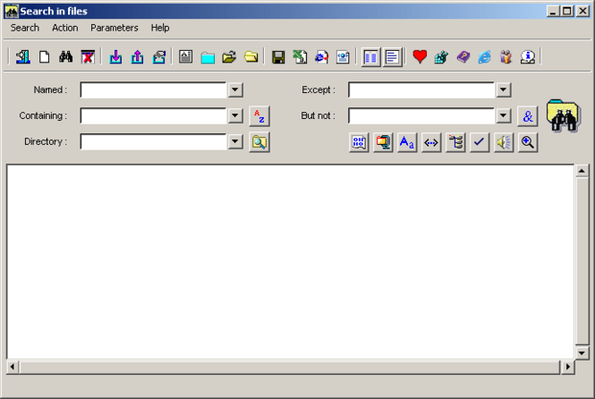 PRGrep Screenshot