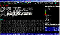 MHDD: Bootable CD image Screenshot 3