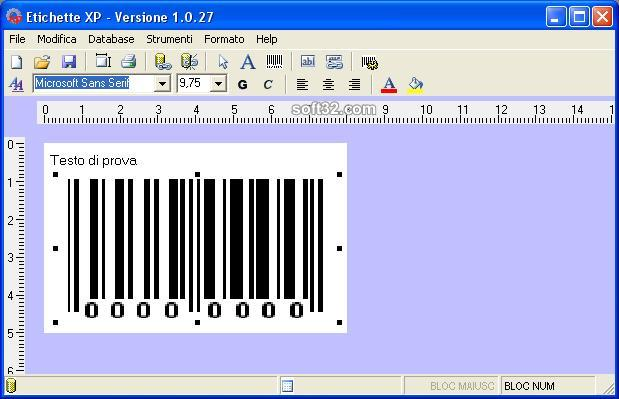 etichettexp Screenshot 2