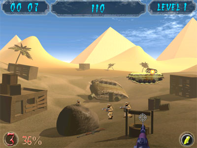 Fight Terror Screenshot