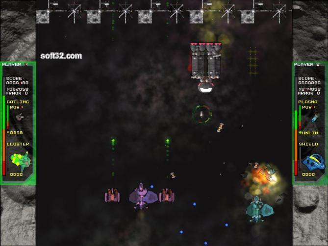 Commando Xenidis Screenshot 2