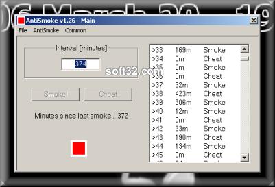 AntiSmoke Screenshot 3