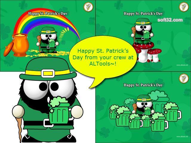 Saint Patricks Day Desktop Wallpapers Screenshot 2