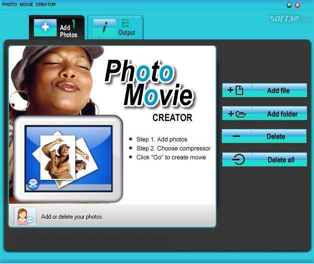 Photo Movie Creator Screenshot 2
