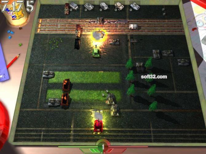 Tank-o-Box Macintosh Edition Screenshot 3
