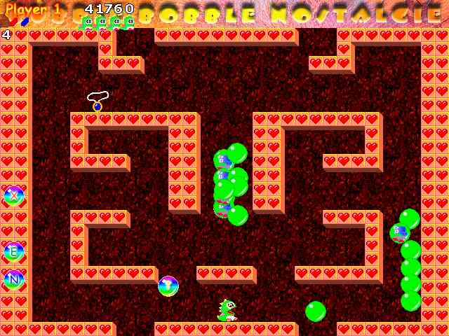 Bubble Bobble Nostalgie Mac Edition Screenshot