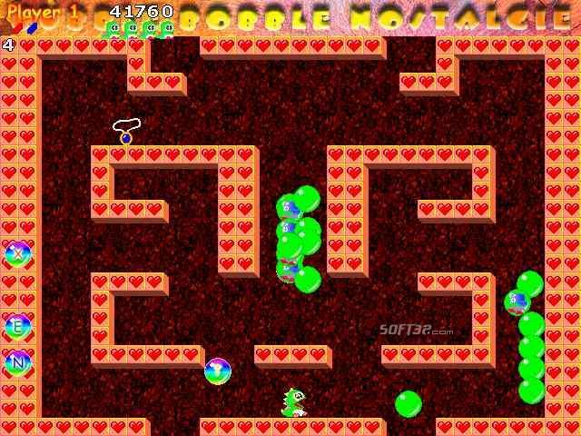 Bubble Bobble Nostalgie Mac Edition Screenshot 3