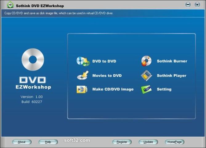 Sothink DVD EZWorkshop Screenshot 2