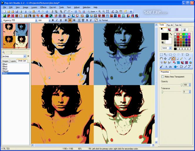 Pop Art Studio Screenshot 2