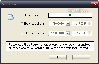 Screen Video Recorder Screenshot 2