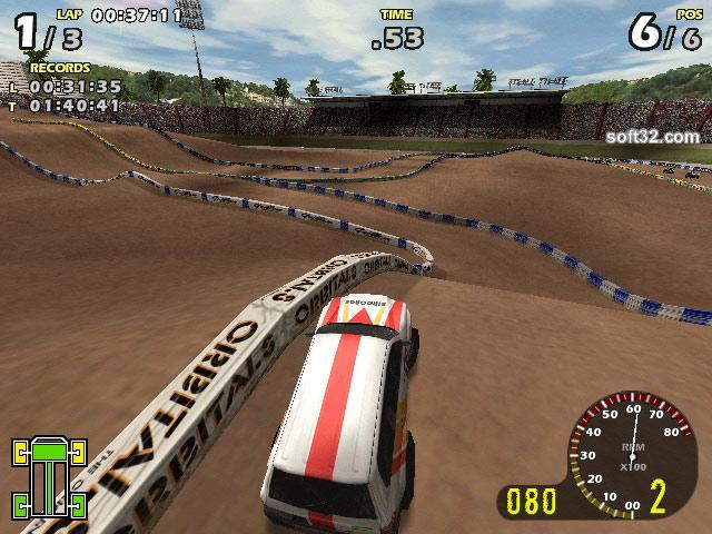 Offroad racing Screenshot 2