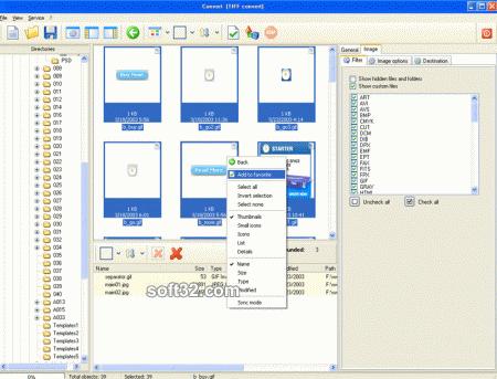 Clever Batch Image Converter Screenshot 2