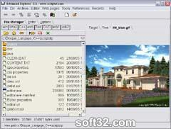 Advanced Explorer Screenshot 3