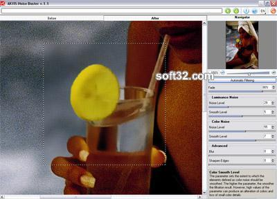 AKVIS Noise Buster Screenshot 3