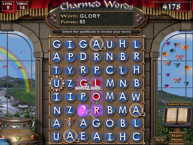 Charmed Words Screenshot 3
