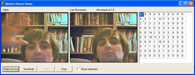 VisionLab VC++ Screenshot 2