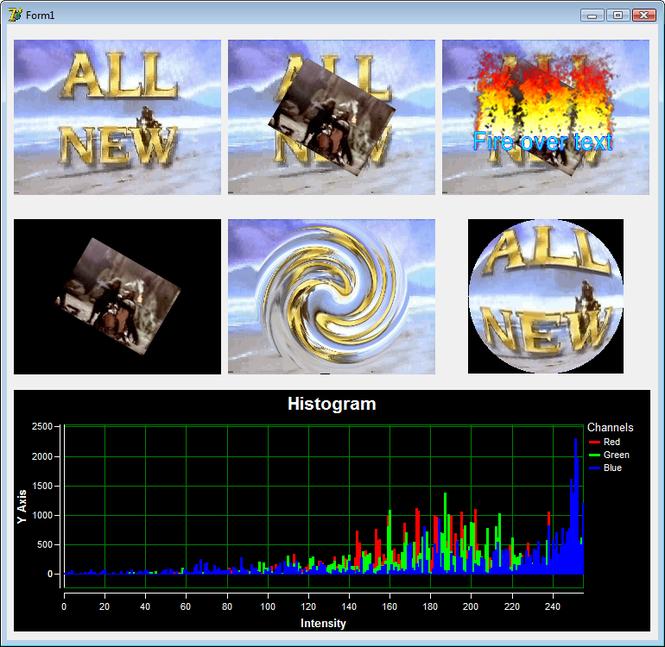 VideoLab VC++ Screenshot