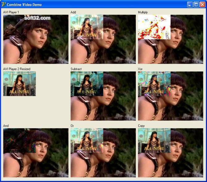 VideoLab VC++ Screenshot 2