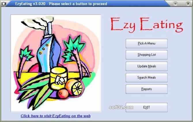 EzyEating Screenshot 2