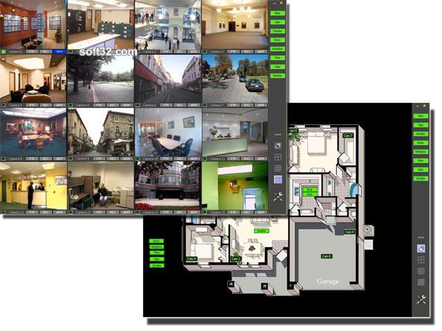 XtraSense Surveillance Screenshot 2