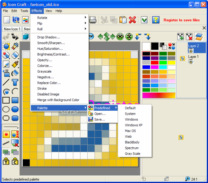 Icon Craft Screenshot 4