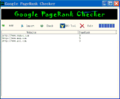 007 Google PageRank Checker 1