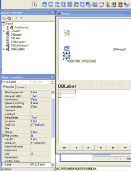 DAC for EnterpriseDB Screenshot