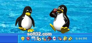Tux Walk Screenshot 1