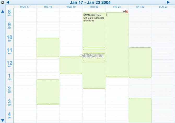 WhichTime Free Calendar Screenshot 2