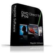 Magicbit DVD Direct to iPod Screenshot