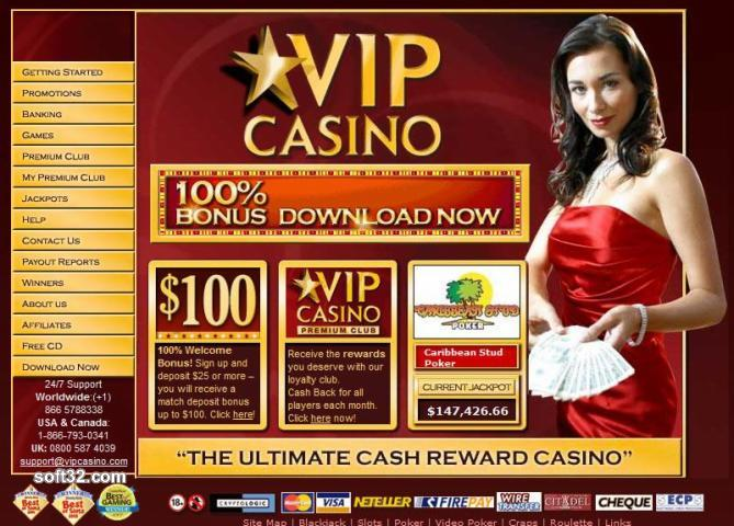 !!! ACTUAL VIP CASINO DELUXE Screenshot 2
