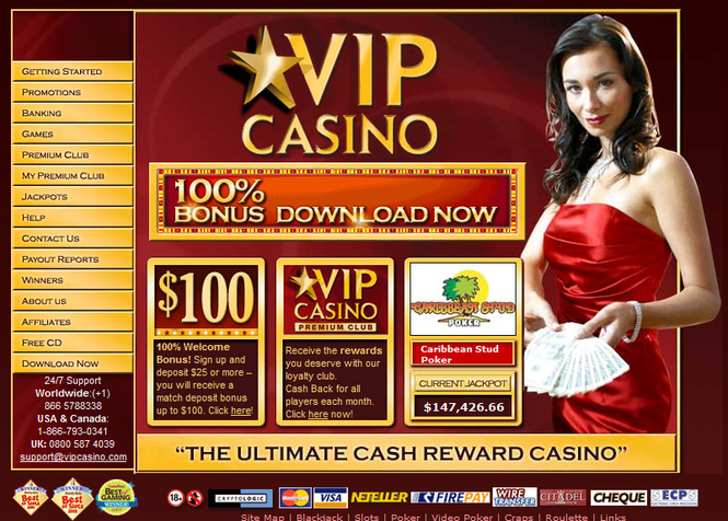 !!! ACTUAL VIP CASINO DELUXE Screenshot
