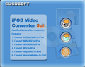 01 Cucusoft iPod Video Converter + DVD 1