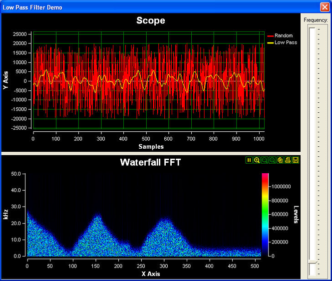 SignalLab VCL Screenshot 1