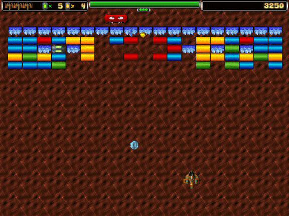 Brickanoid Screenshot