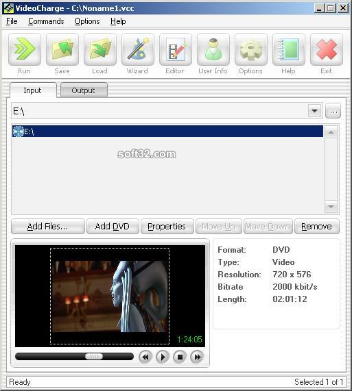 Videocharge Full Screenshot 2