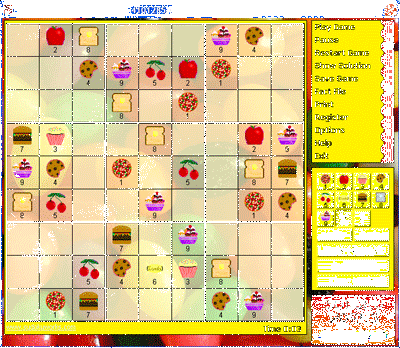 Sudoku Works 4 Kids Screenshot