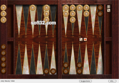 Absolute Acey Deucey Backgammon Screenshot 3