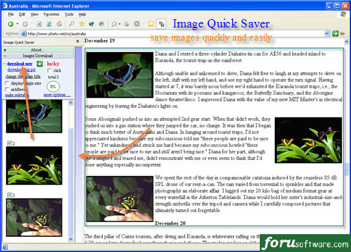 image quick saver Screenshot