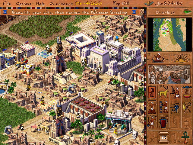 Pharaoh Screenshot 2