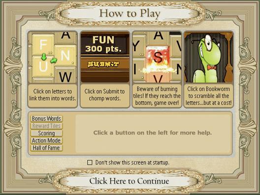 Bookworm Screenshot 3