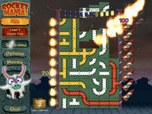 Rocket Mania Screenshot 3