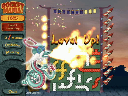 Rocket Mania Screenshot 1