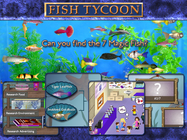 Fish Tycoon Screenshot 1