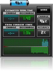 Battery Meter Screenshot