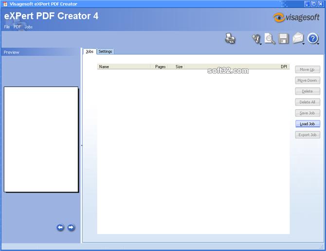 eXPert PDF Standard Edition Screenshot 2