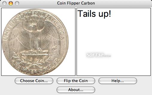 Coin Flipper Screenshot 2