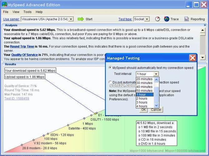 MyConnection PC Screenshot 2