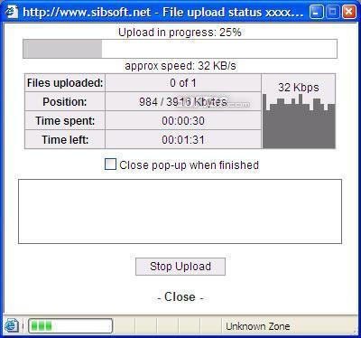 XUpload Pro Screenshot 2